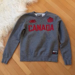 50%OFF Roots Canada Sweat Shirt